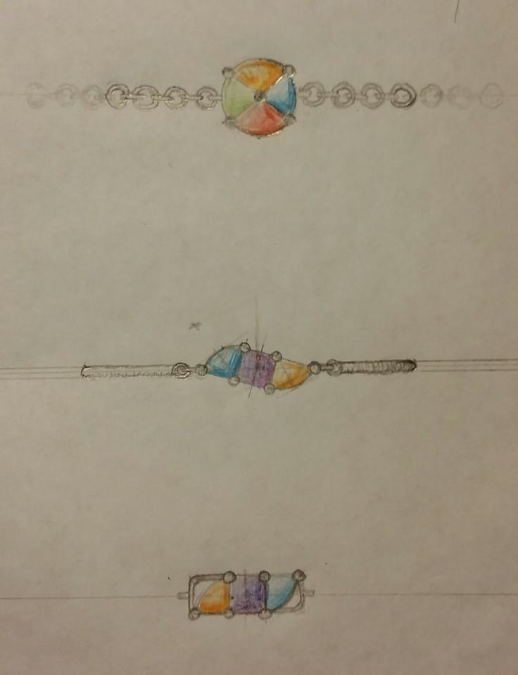 realisation-bracelet-croquis-geneve